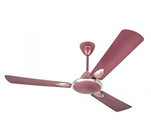 Usha Striker Platinum 1200mm Goodbye Dust Ceiling Fan with Anti Dust Feature