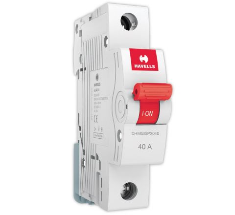 Havells Single Pole Isolator