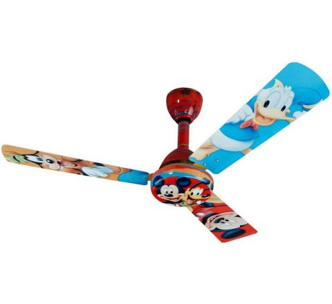 Bajaj Disney Mickey Mouse and Friends 1200mm Ceiling Fan