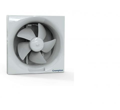 Crompton Brisk Air 250mm Exhaust Fan (White)