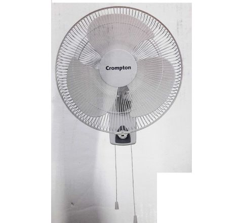 Crompton Windflo 400mm Wall Mount Fan (White)