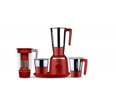 BUTTERFLY SPECTRA Stainless Steel 750 W Mixer Grinder with 4 Jar