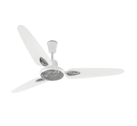 Luminous Jaipur Minakari 1200mm Ceiling Fan White