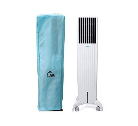 Symphony Diet 50i Tower Cooler Water Resistant with HAVAI Anti Bacterial Cover....Cover Size(LXBXH) cm:43 X 36 X 134.5