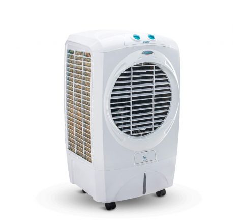 Symphony Siesta Desert Air Cooler 45-litres with Cool Flow Dispenser (White)
