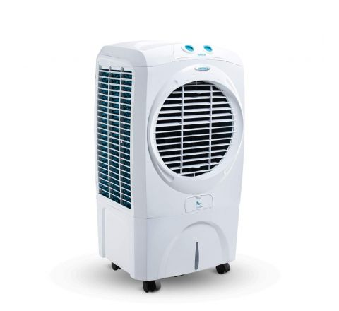 Symphony Siesta 70 XL Powerful Desert Air Cooler 70-litres with Powerful Fan (White)