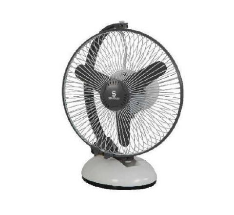 Standard Pluto 230 mm Table Fan Grey