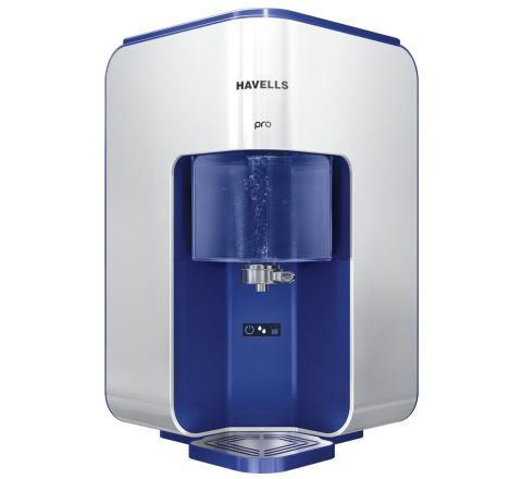 Havells Pro 8-litres RO UV Water Purifier (Blue)