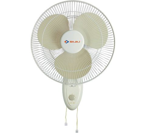 Bajaj Elite-Neo 400mm Wall Fan (Beige)