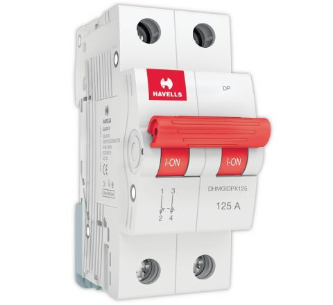 Havells Two Pole Isolator