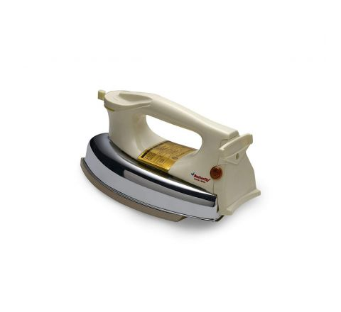Butterfly Endura 1000-Watt Dry Iron (Gold/Silver)