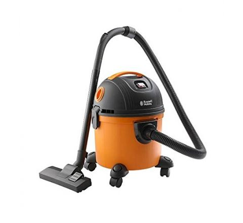 Russell Hobbs England Wet and Dry Vacuum Cleaner, Multicolour