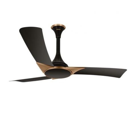 Luminous Raptor 1200 mm Ceiling fan Black Copper