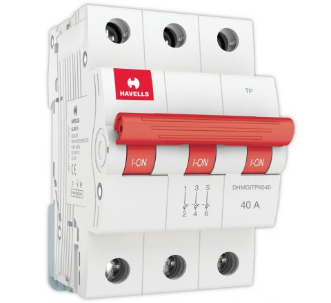 Havells Three Pole Isolator