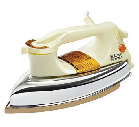 RUSSELL HOBBS RDI500H 1000-Watt Heavy Weight Dry Iron