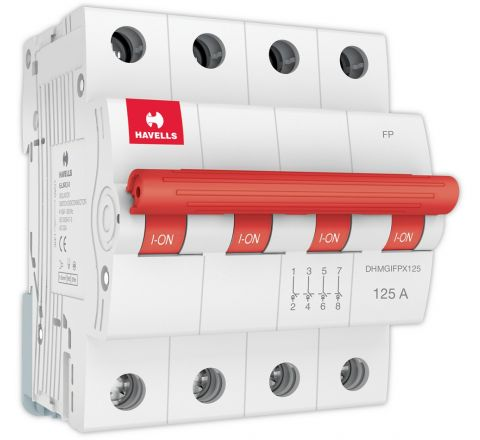 Havells Four Pole Isolator