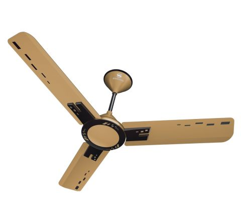 Standard Dasher Jazz 1200 mm Ceiling Fan Gold Mist Dusk