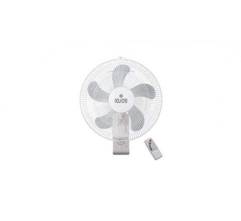 Polycab Fantasy DLX with remote Wall Fan (White)