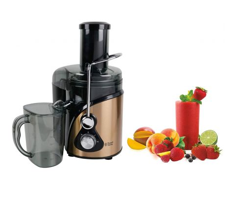 Russell hobbs RJE1000FA GOLD Full Apple Juice Extractor