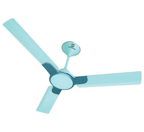 Standard Aaria 1200 mm Ceiling Fan Baby Blue-Teal