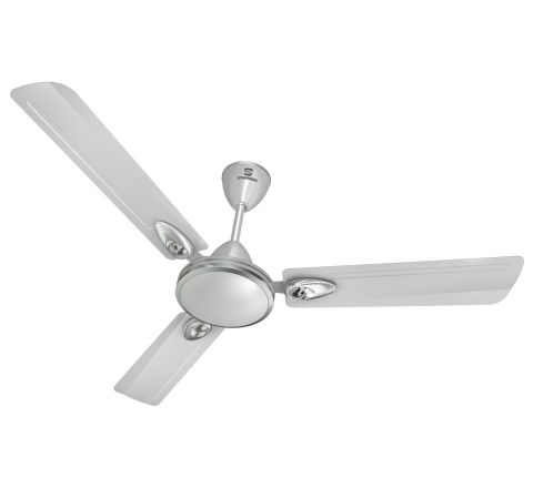 Standard Rover 1200 mm Ceiling Fan Chrome Silver