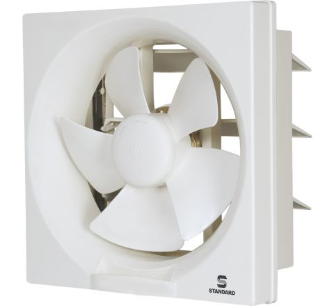Standard Refresh Air DX 250 mm Exhaust Fan White