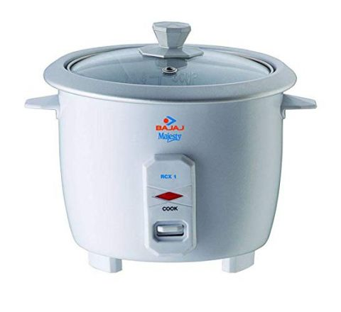 Bajaj Majesty RCX 1 Mini Rice Cookers