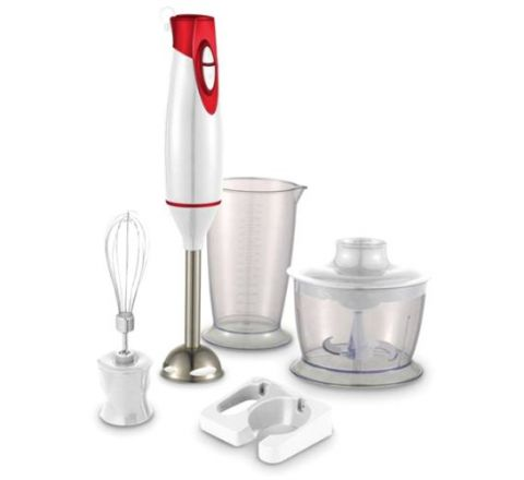 Russell Hobbs RHB402M 400-Watt Stick Blender with Chopper