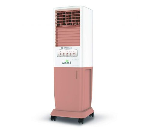 Havells Alitura-I Tower Air Cooler - 30 litres (Brown)