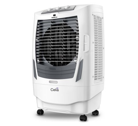 Havells Celia Desert Air Cooler - 55 litres (White, Grey)