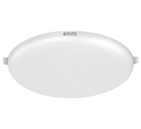 Polycab Scintillate Eco LED Moonlight Round Panel