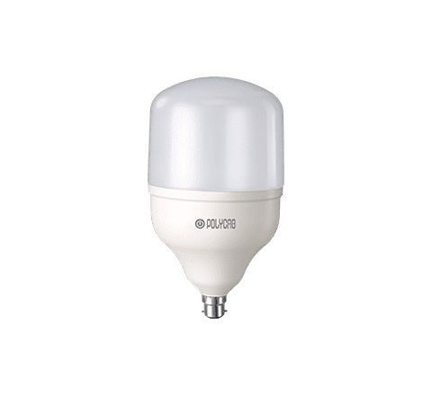 Polycab Aelius LED Jumbo Bulb  (Cool day light)