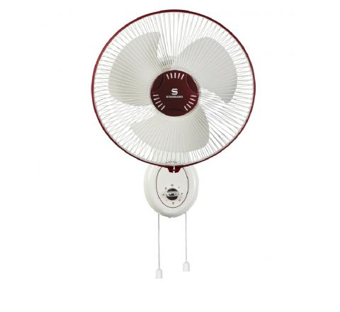 Standard Alfa HS 300 mm Wall Fan White