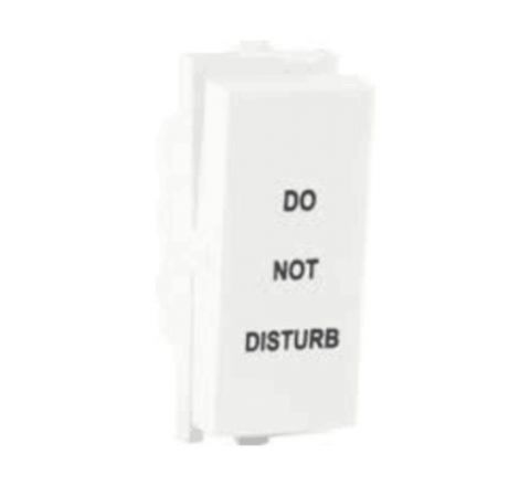 Crabtree Amare DND 2 way switch - ACNSXDW002