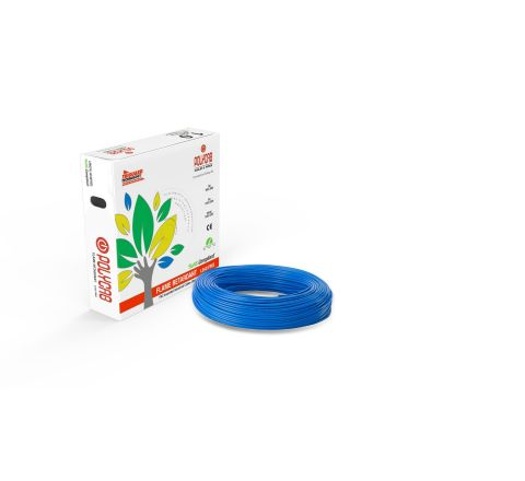 Polycab 1.5  Sqmm PVC Lead Free FRLF House Wire 90 meter