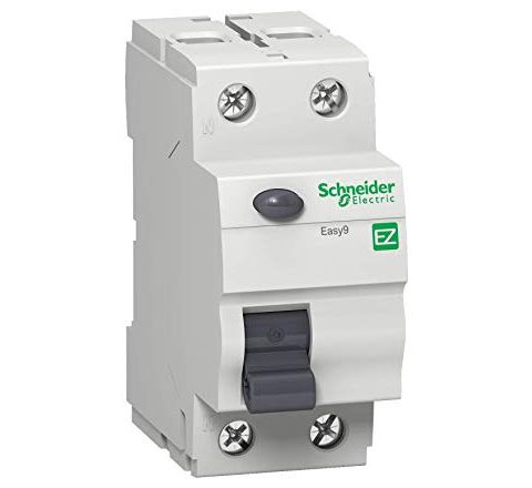 Schneider Easy9 Double Pole 30mA RCCB