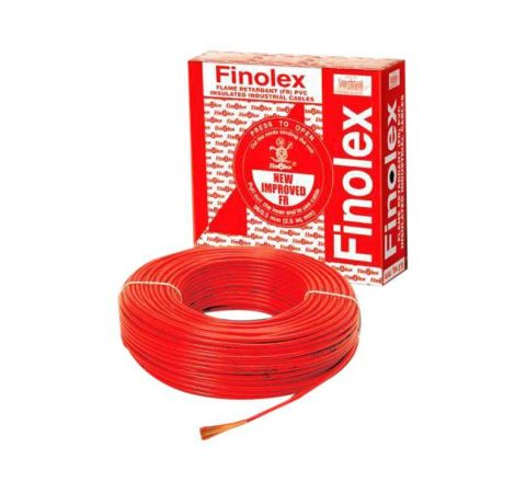 Finolex 4 Sqmm FR PVC Insulated House wire 90 meter