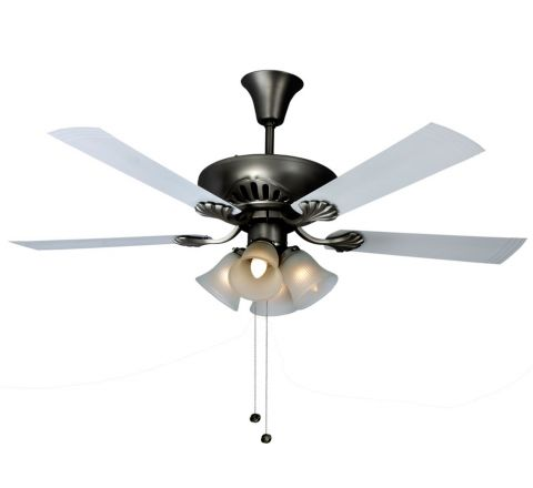 Usha Fontana Maple 1250 mm Ceiling Fan Antique steel