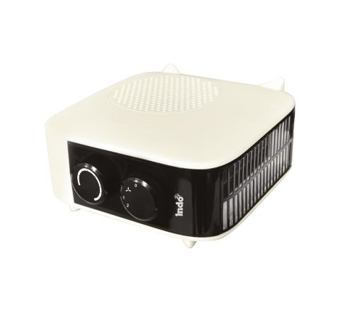 Indo Majesty Ivory Room Heater 2000W