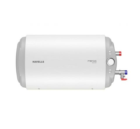 Havells Monza Slim 15L Storage Water Heater White Right