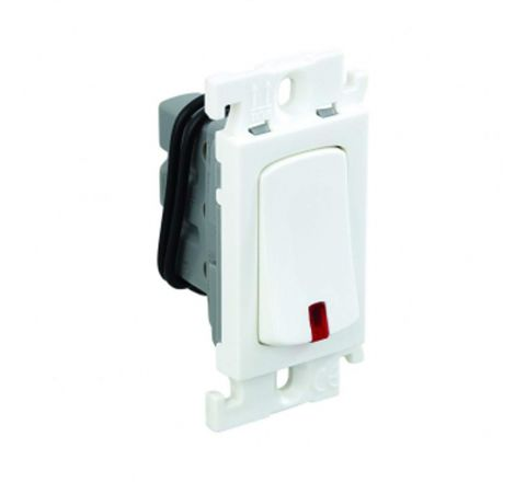 Legrand Mylinc 16 A 1 Way Switch with Indicator 1M 6755 13