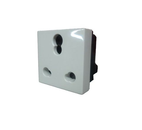 Legrand Myrius 6/16 A 3Pin Socket 2M 6730 45