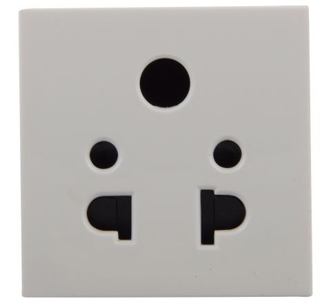 Legrand Myrius  6 A 5Pin /2/3Pin Socket 2M 6730 44