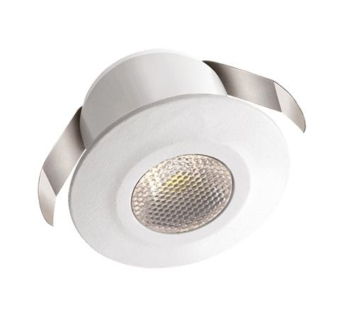 Polycab Pearl Led 2 W Round PC Spot Light