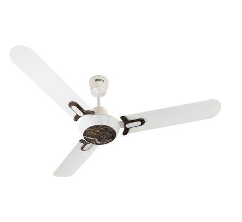 Polycab REGALIA 1200mm High Speed Ceiling Fan Marble Peal White