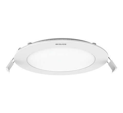 Polycab Scintillate ECO LED Slim Round Panel (Cool Day Light)