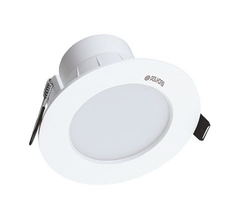 Polycab Scintillate Integral LED Downlight(White)