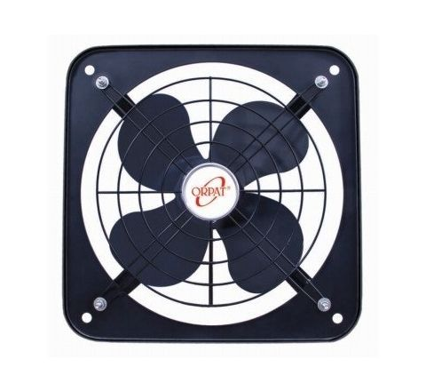 Orpat Swift Air Metal Exhaust Fan Black